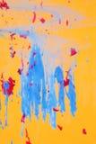 Arte líquida abstrata Fotos de Stock Royalty Free