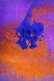 Arte líquida abstrata Fotos de Stock