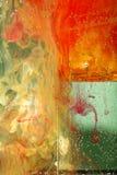 Arte líquida abstrata Foto de Stock Royalty Free