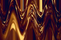 Arte líquido del chapoteo de la pintura r Papel digital texturizado impreso ilustración del vector