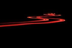 Arte ligero Imagen de archivo libre de regalías