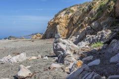 Arte locale della roccia Immagine Stock Libera da Diritti
