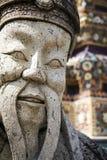 Arte magnífico Bangkok Tailandia del palacio de Wat po foto de archivo libre de regalías