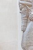 Arte mesopotámico Fotos de archivo libres de regalías