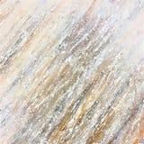 Arte minimalista de la pared de la acuarela abstracta linear sucia Fotos de archivo libres de regalías