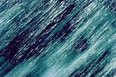 Arte moderna da água Imagem de Stock Royalty Free