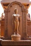 Arte moderna da estátua da Buda Fotografia de Stock Royalty Free