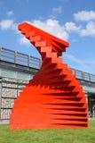 Arte moderna da rua Foto de Stock