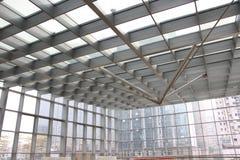 Arte moderna della costruzione Fotografia Stock Libera da Diritti
