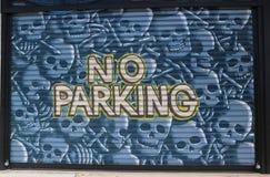 Arte mural em Williamsburg do leste em Brooklyn Imagem de Stock Royalty Free