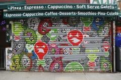Arte murala fotografia stock libera da diritti