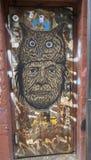 Arte murala nella sezione di Williamsburg a Brooklyn Fotografia Stock Libera da Diritti