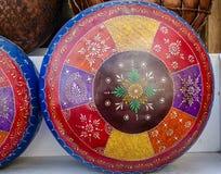 Arte na cerâmica Fotografia de Stock