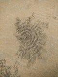 Arte natural de la arena Imagen de archivo