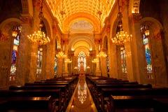 Arte nella chiesa. Immagine Stock Libera da Diritti