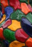 Arte no prado imagem de stock
