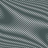 Arte op, modello di marezzatura Fondo ipnotico di rilassamento con geometr Fotografie Stock Libere da Diritti