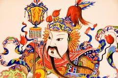 Arte oriental Imagem de Stock Royalty Free