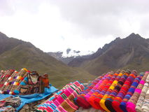 Arte peruviana Fotografia Stock Libera da Diritti
