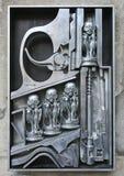 Arte por la hora Giger Imagen de archivo libre de regalías