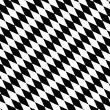 Arte psichedelica astratta in bianco e nero Fotografie Stock Libere da Diritti