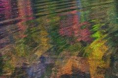 Arte reflector Foto de archivo libre de regalías
