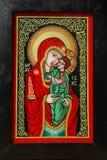 Arte religiosa Immagini Stock Libere da Diritti
