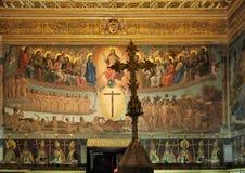 Arte religioso Imagen de archivo libre de regalías