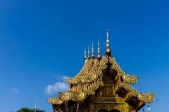 Arte religioso tailandés Imagenes de archivo