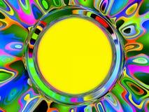 Arte retro Imagem de Stock