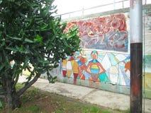 Arte suramericano de la calle, Venezuela Fotografía de archivo libre de regalías