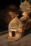 Arte tailandés de la mano Fotografía de archivo libre de regalías