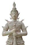 Arte tailandés de los ángeles Fotos de archivo libres de regalías