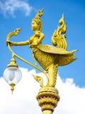arte tailandesa Fotografia de Stock Royalty Free