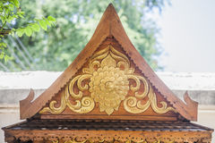 arte tailandesa Imagem de Stock Royalty Free