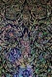Arte tailandesa antiga foto de stock royalty free