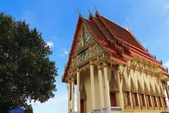 Arte tailandesa do templo Fotos de Stock