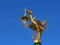 Arte tailandesa do templo Fotos de Stock Royalty Free