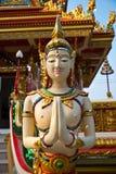 Arte tailandesa nativa do estilo Fotografia de Stock Royalty Free