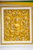 Arte tailandesa oriental Foto de Stock Royalty Free