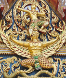 Arte tailandese Immagini Stock