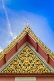 Arte tailandese del tempiale Fotografia Stock