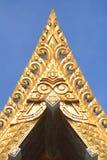 Arte tailandese della scultura Fotografia Stock Libera da Diritti