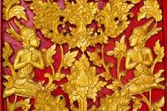 Arte tailandese tradizionale Immagine Stock Libera da Diritti
