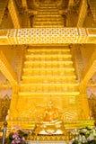 Arte in tempiale tailandese, Wat Prathatnongbua Fotografia Stock