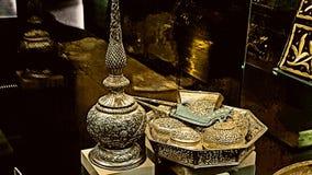 Arte tradicional malayo y arte foto de archivo