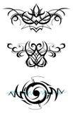 Arte tribal Imagens de Stock
