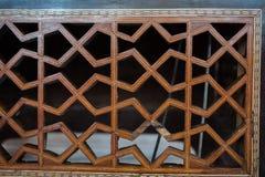 Arte turca do otomano com testes padrões geométricos Imagem de Stock Royalty Free