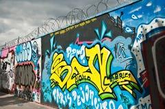 Arte urbana Fotografia Stock