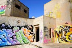 Arte urbana Fotografie Stock